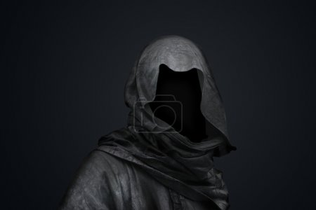 Photo for Death in the hood concept - Royalty Free Image