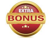 Golden extra bonus button