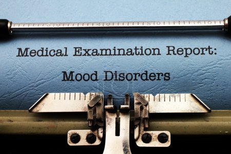 Photo for Mood disorders - Royalty Free Image