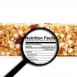 Nutrition facts...