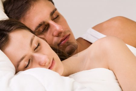 Sleeping toghether
