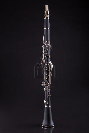 Close-up Of Clarinet