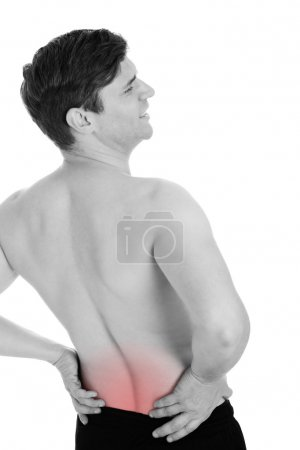 Man With A Backache