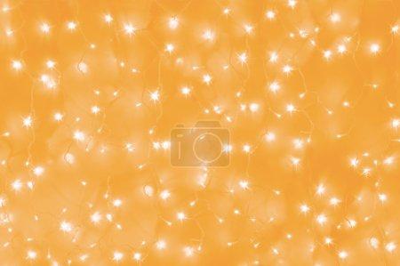 Led lights background