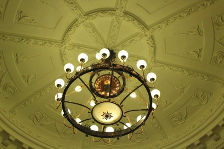 Antique ceiling lighting