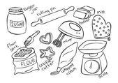 Baking stuff