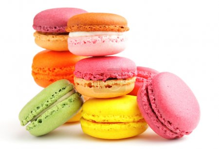Photo for Colorful macaroon - Royalty Free Image