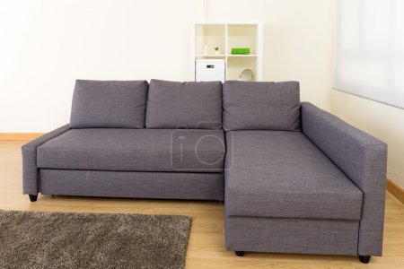 Foto de Sala de estar moderna - Imagen libre de derechos