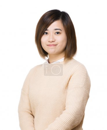 Photo for Asian woman portrait - Royalty Free Image
