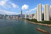 Coastline in Hong Kong