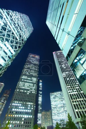 Photo for Tokyo skyline - Royalty Free Image