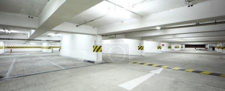 Photo pour Interor du parking - image libre de droit
