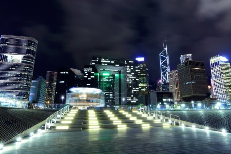 Photo for Hong Kong central district - Royalty Free Image