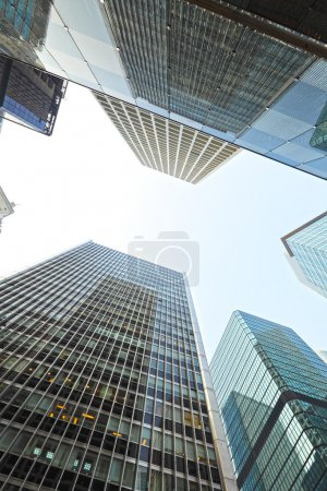 Corporate building in Hong Kong