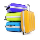 Halom bőrönd