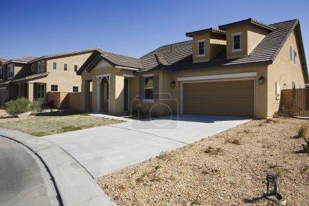 House In New Development