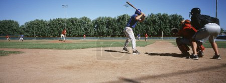Baseball team match