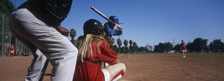 Professional female baseball team