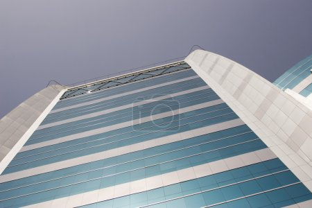 Tall Commercial Building In Dubai
