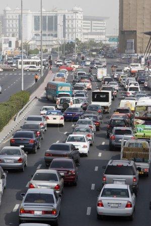Traffic During Rush Hour