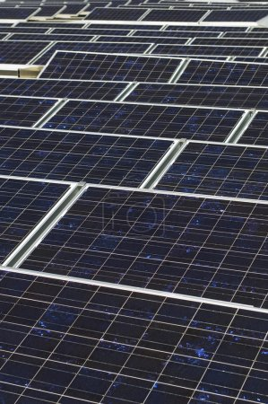 energy solar panels production