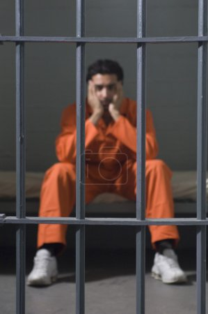 Prisoner In Cell