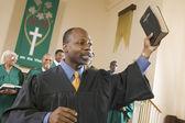 Preacher Preaching Gospel