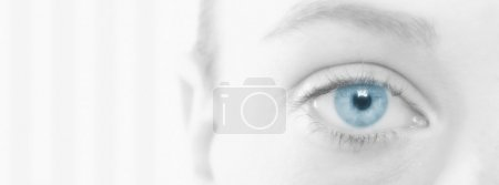 Photo for Young Woman's Eye - Royalty Free Image