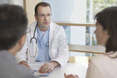Doctors on Work Break