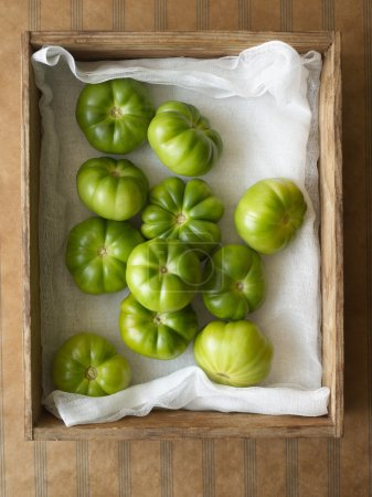 Box of Green Tomatoes