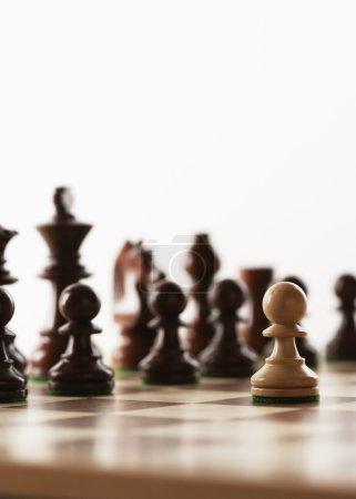 Photo pour Jeu d'échecs - image libre de droit