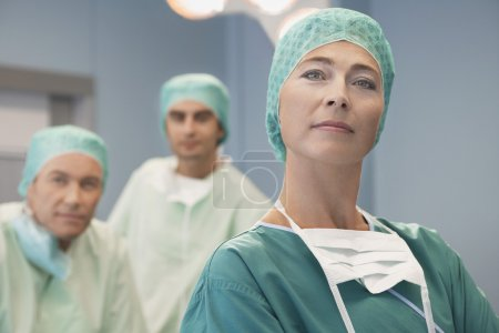 Head of Surgical Team