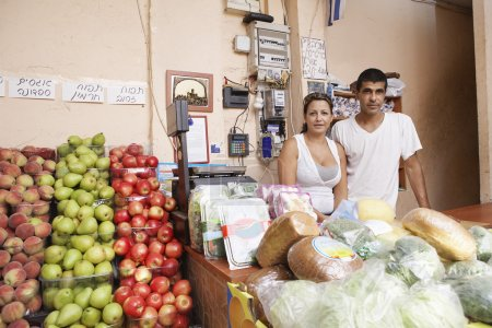 small business grocery owners