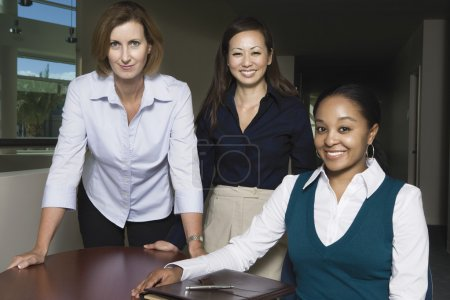 Group of Businesswomen