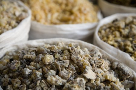 Frankincense and spices for sale