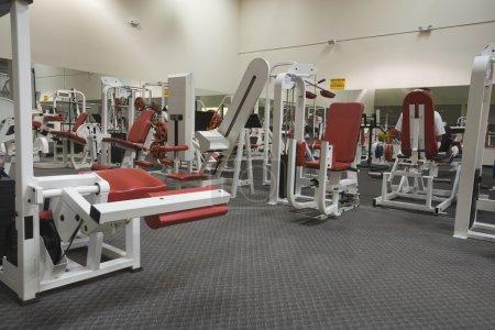 Photo pour Gym iterior - image libre de droit