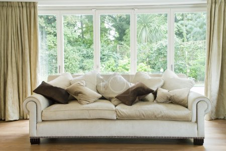 Photo for Sofa in living room - Royalty Free Image
