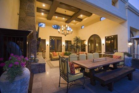 Photo for Luxury interior design, lounge - Royalty Free Image