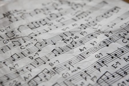 Compositional music