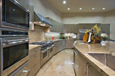 Cocina de diseño arquitectónico