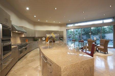 Architecturally designed kitchen