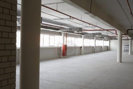 Warehouse room