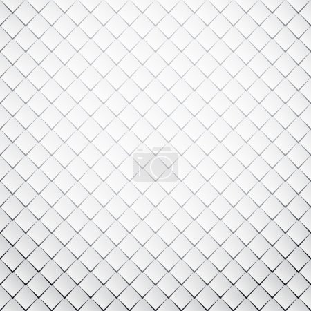 Illustration for White texture pattern. Clear abstract design. Vector eps10. - Royalty Free Image