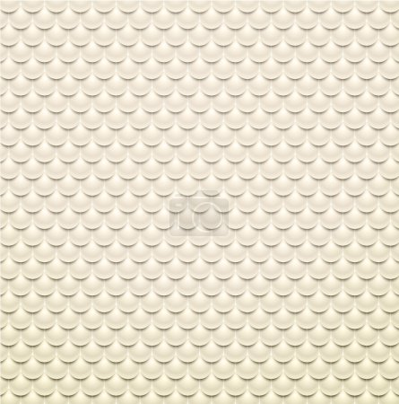 Textured pearl background.