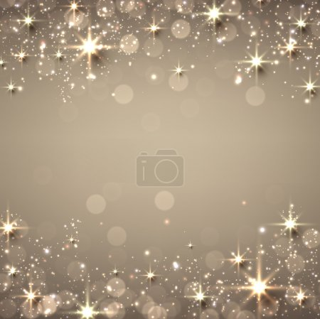 Golden christmas abstract texture background. Holi...