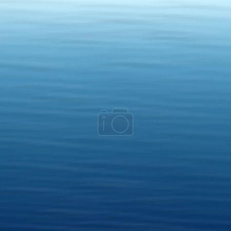 Wavy water