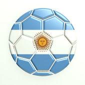 Argentina fotbalový míč