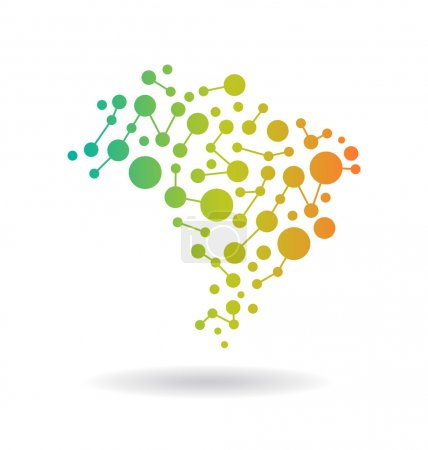 Brasil Networking logo