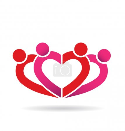 Heart community people