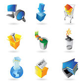 Icons for industry